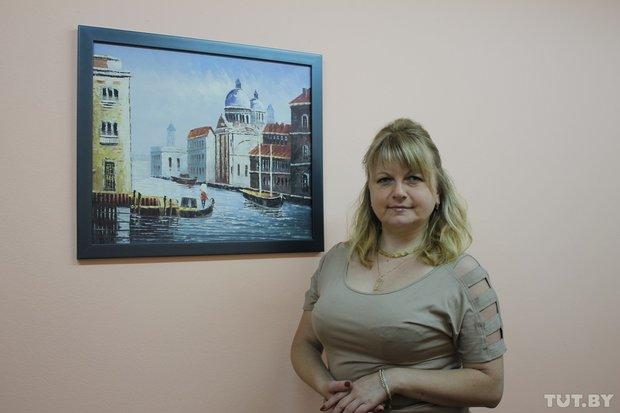 Жанной Воронкевич.