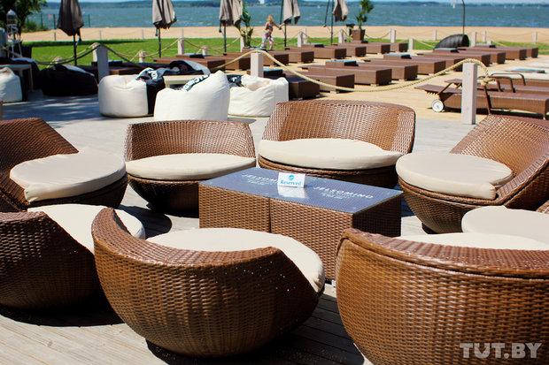 Бульбашъ Beach Club Фото: Анастасия Тур, Елизавета Добрицкая, TUT.BY