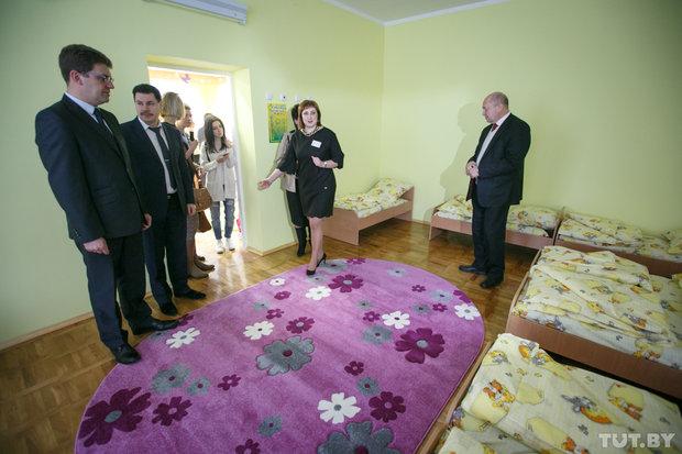 Слева направо: Владимир Кухарев, Михаил Мирончик, Оксана Кендыш, Александр Якобсон