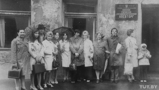 Фото из архива Нины Гринкевич